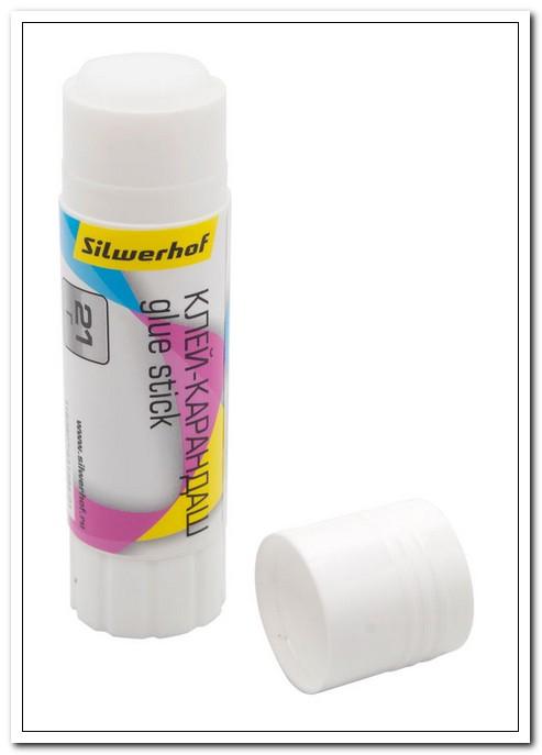 Клей-карандаш 21г на основе ПВП арт. 431464-21/1162827