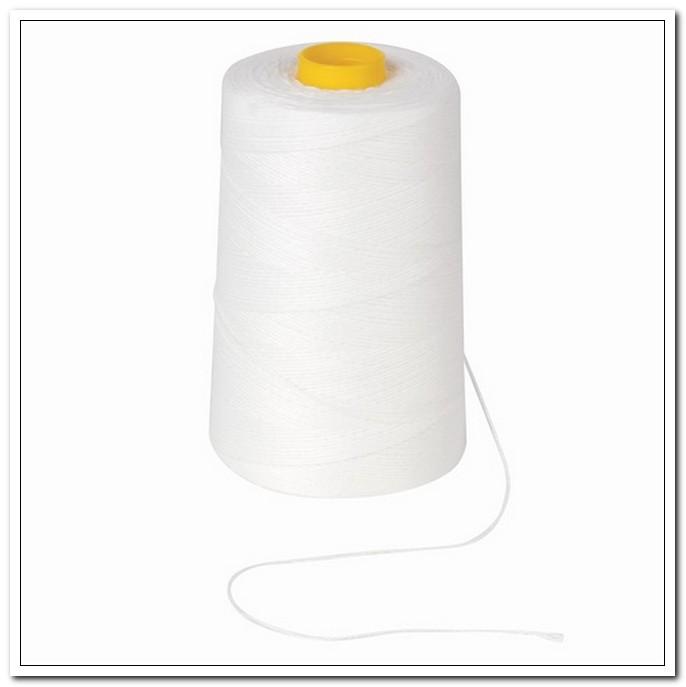 Нить прошивная лавсан белая (1000 м), d=0,7мм, ЛШ 170  арт. ЛШ170/604989