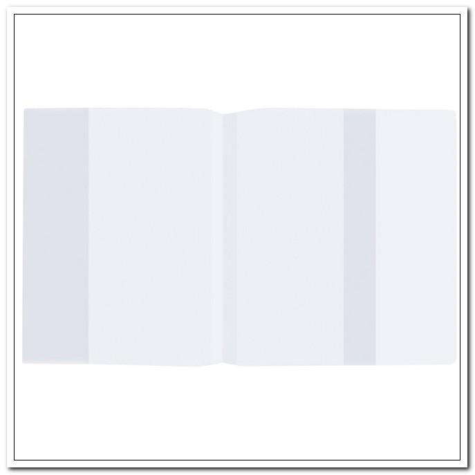 Обложка 270*490 70мкм ПП для учебников Петерсон, Моро(1,3), Гейдмана,универ.прозрачная. 100шт./упак. арт. 225185